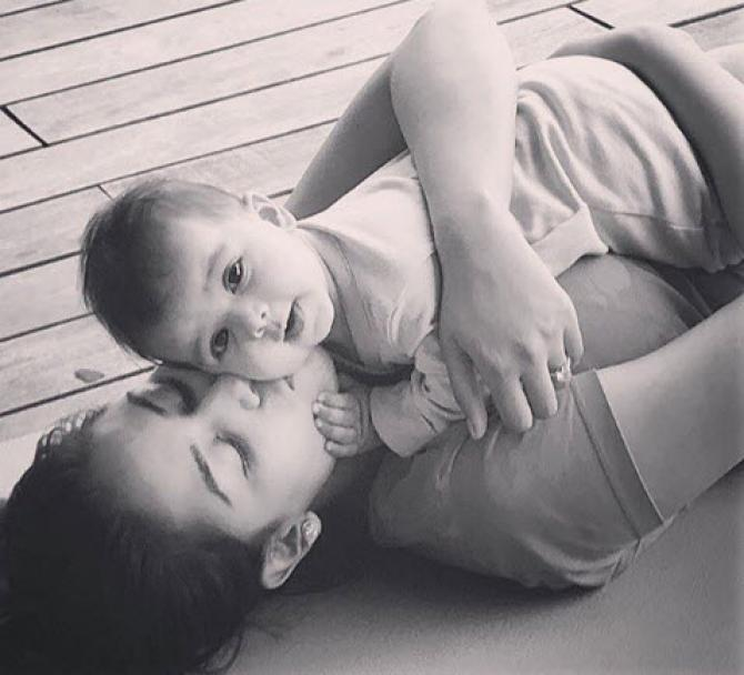 Shahid Kapoor just shared another picture of Misha. And it's TOO cute!