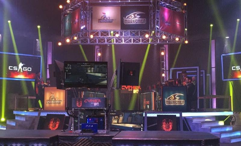 The U Cypher set. The league has six teams, with 14 members in each team, competing for a total prize pool of Rs 51 lakh