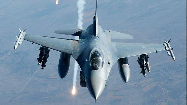 US delays shipment of F-16's to Egypt