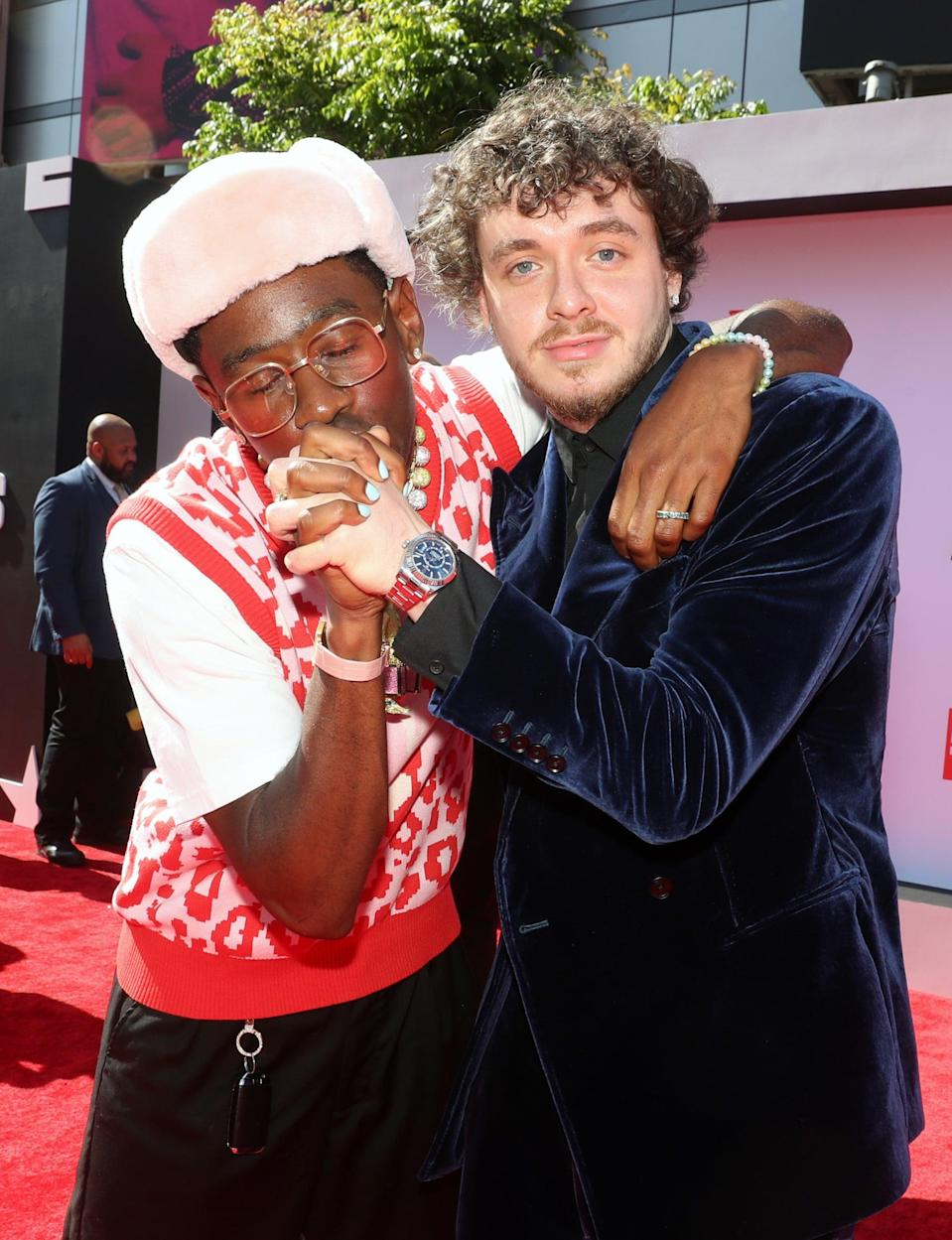 <p>Thanks to Tyler, the Creator and his minimalist baby-blue set, we now know the polish shade we're getting the next time we jump into the salon chair.</p>