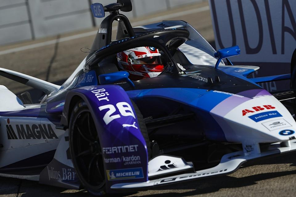 Dennis gets BMW Andretti drive