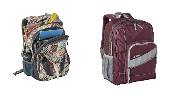 These are two of the best L.L.Bean backpacks available now—and they're on sale.