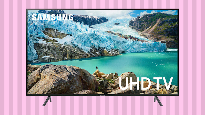 Save $302 on this Samsung 4K beauty! (Photo: Amazon)
