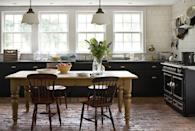 "<p>Bring texture and nuance to your kitchen walls with <a href=""https://www.countryliving.com/home-design/decorating-ideas/g1213/kitchen-designs/"" rel=""nofollow noopener"" target=""_blank"" data-ylk=""slk:handmade tiles"" class=""link rapid-noclick-resp"">handmade tiles</a>. The possibilities are vast—try terra-cotta or cement in colors that range the rainbow—although we lean toward more neutral hues.</p><p><a class=""link rapid-noclick-resp"" href=""https://www.amazon.com/Ceiling-Lights/b?ie=UTF8&node=5486428011&tag=syn-yahoo-20&ascsubtag=%5Bartid%7C10050.g.3988%5Bsrc%7Cyahoo-us"" rel=""nofollow noopener"" target=""_blank"" data-ylk=""slk:SHOP LIGHTING FIXTURES"">SHOP LIGHTING FIXTURES</a> </p>"