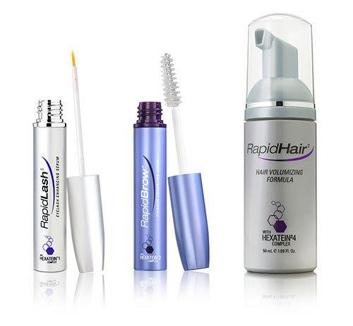 """<p>Boost the appearance of lashes, brows and hair for the holidays. Buy one, get one free on Rapidlash.com for all products. Code: Discount is automatic Offer Available: Cyber Monday <a href=""""http://rapidlash.com/"""" rel=""""nofollow noopener"""" target=""""_blank"""" data-ylk=""""slk:rapidlash.com"""" class=""""link rapid-noclick-resp"""">rapidlash.com</a>.<br></p>"""