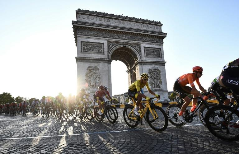 Tour de France ready to roll in time of COVID