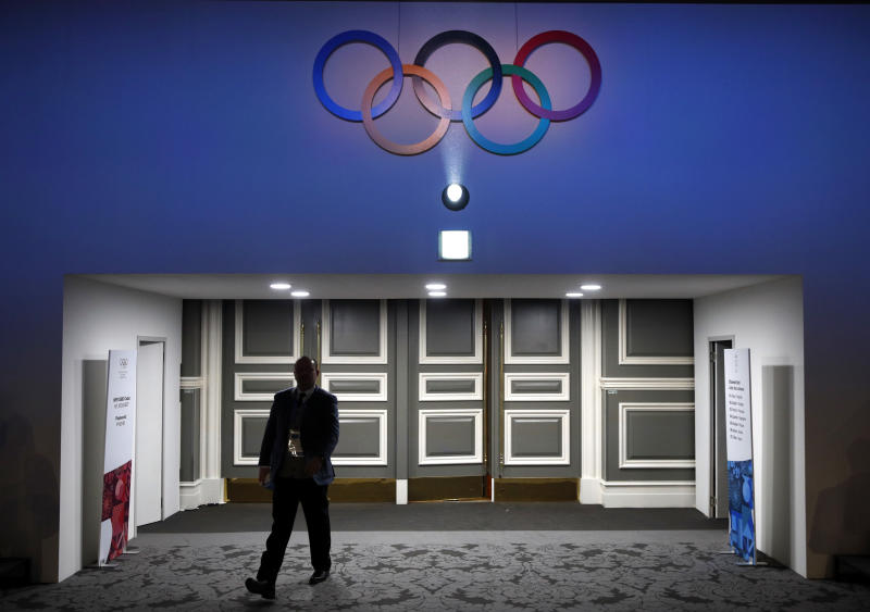 International Olympic Committee rejects Russia's proposal for Winter Olympics