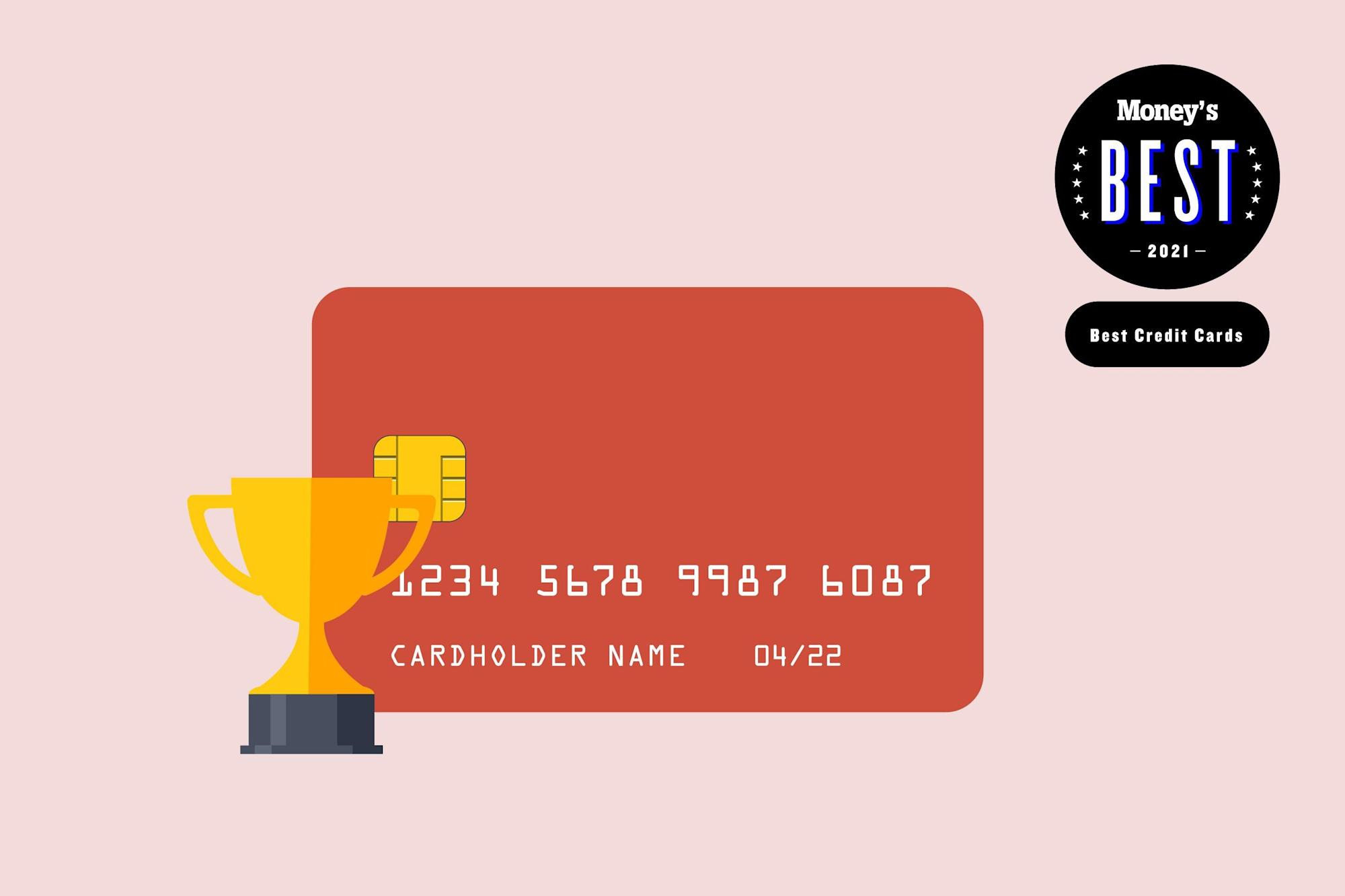Best Credit Cards of August 2021