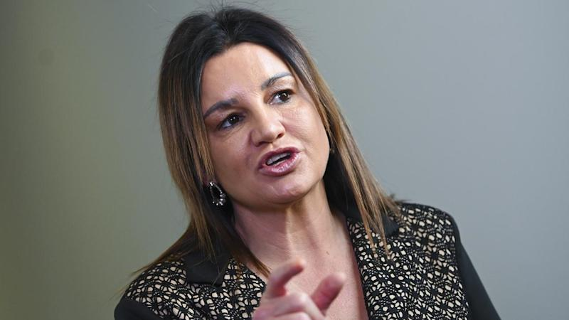 Jacqui Lambie has attached new conditions to her support for two government welfare plans