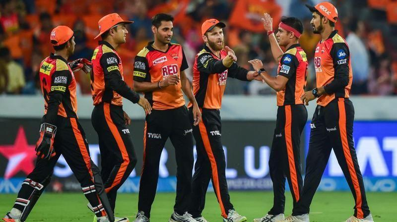 One of the best bowling sides in the competition, Sunrisers Hyderabad would like to continue their good showing in the next season too