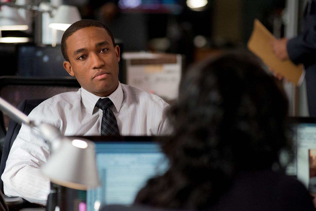 "Lee Thompson Young in the ""Rizzoli & Isles"" episode, ""All For One."""
