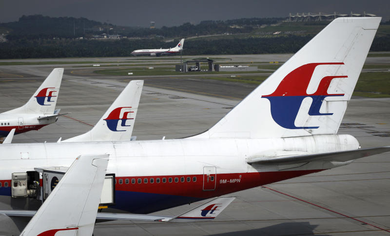 Malaysia Airlines reports quarterly loss