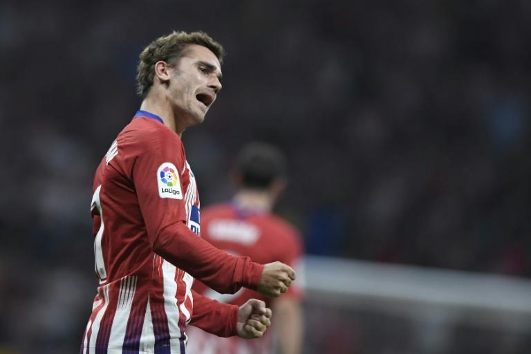 Griezmann grabbed the winner as an uncovincing Atletico Madrid edged out Ray Vallecano