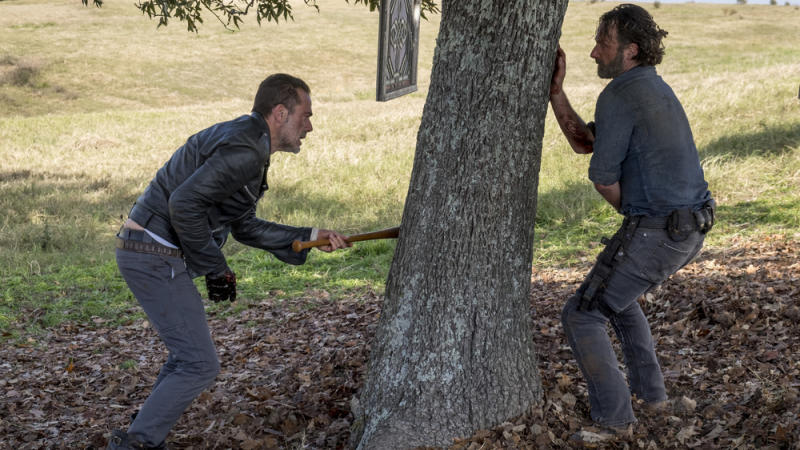 "Staffelfinale von ""The Walking Dead"": So wütend reagieren die Fans"