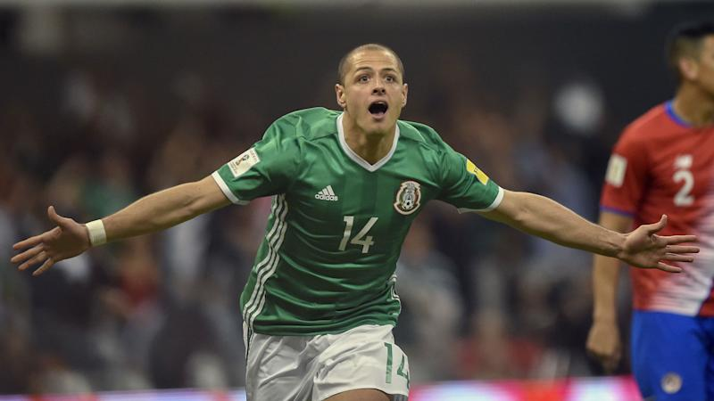 TEAM NEWS: Chicharito starts for Mexico against Trinidad and Tobago, Vela dropped to bench