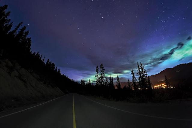 <p>We were already restricted on potential scheduling, but we also had to deal with clouds, rain and other crazy elements throughout. (SKYGLOW/CATERS NEWS) </p>