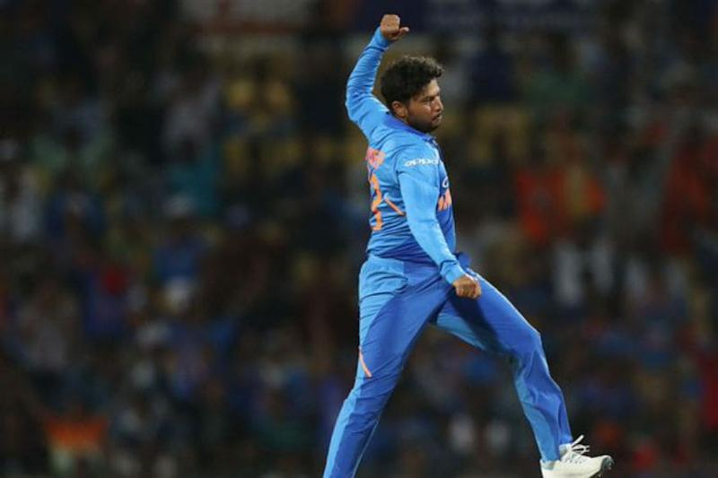 Back in Training But Trying Hard Not to Apply Saliva on Ball: Kuldeep Yadav