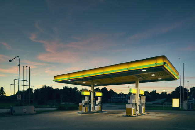 Can Reebok change gas stations? (Getty Images)
