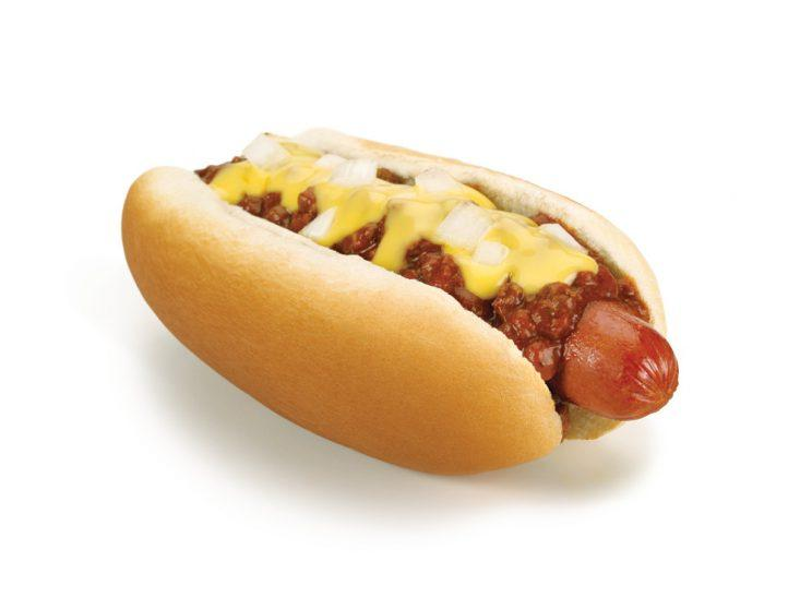 The coney dog is one of the most popular foods by the A&W fast food chain. (Photo: A&W Multimedia)