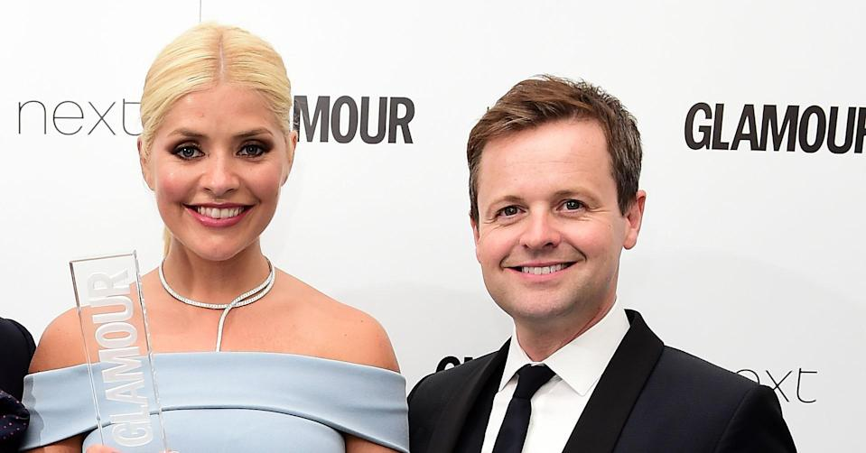 Holly Willoughby will replace Ant McPartlin's hosting duties on I'm a Celebrity…Get Me Out of Here!