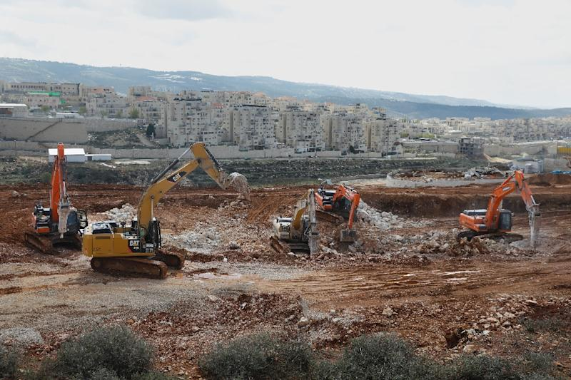 Settlement building is widely considered by the international community to be an obstacle to peace