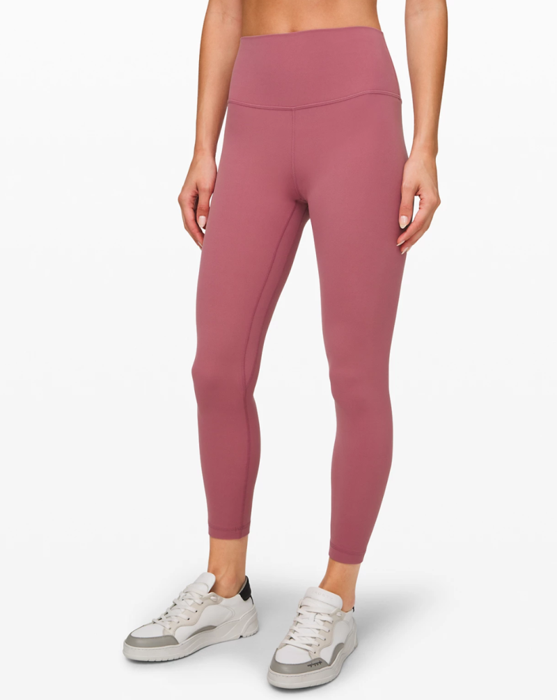 Available in six colours. Image via Lululemon.