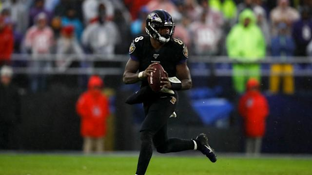 Even as the MVP award seemingly edges closer, Lamar Jackson will not allow his focus to shift from delivering the Ravens to the Super Bowl.