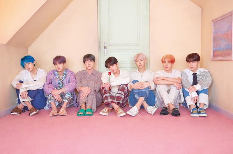 BTS announce new album  Map of the Soul: 7