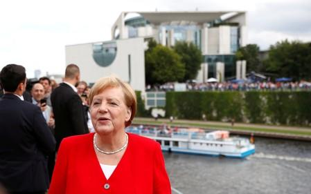 Merkel: We're prepared for any Brexit outcome