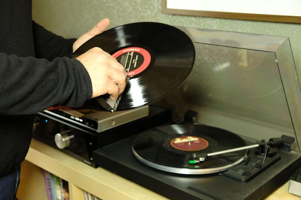 "<p>Vinyl records, it's sad to say, peaked in the 70s when ambitious ""concept albums"" like The Eagles' <em>Hotel California</em> were released. But their sound, according to experts, is far warmer and richer than digital could ever be.</p>"