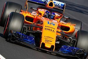 Fernando Alonso believes the Australian Grand Prix will be the low point of McLaren's 2018 Formula 1 season, as he expects rapid progress over the campaign