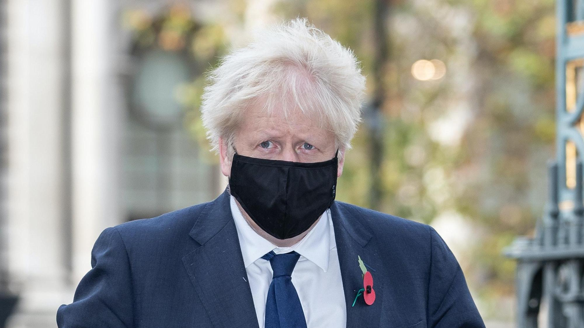 No 10 insists rules were followed at meeting as PM and MPs self-isolate