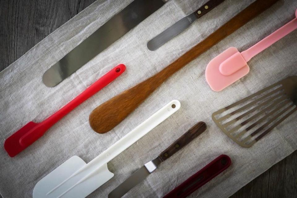 If you don't find that your dishes are getting sufficiently clean, make sure you're not putting spatulas in your dishwasher's utensil basket. Doing so can block the flow of water and the release of detergent. Lay them on the top rack instead.
