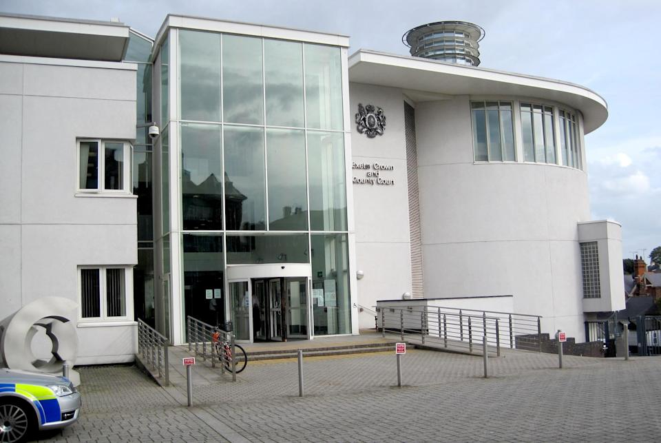 Exeter Crown Court (David Wilcock/PA) (PA Archive)