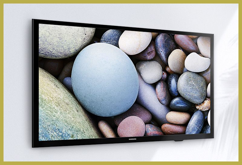 Save 37 percent on this Samsung 32-inch HD Smart LED TV (UN32M4500BFXZA). (Photo: Samsung)