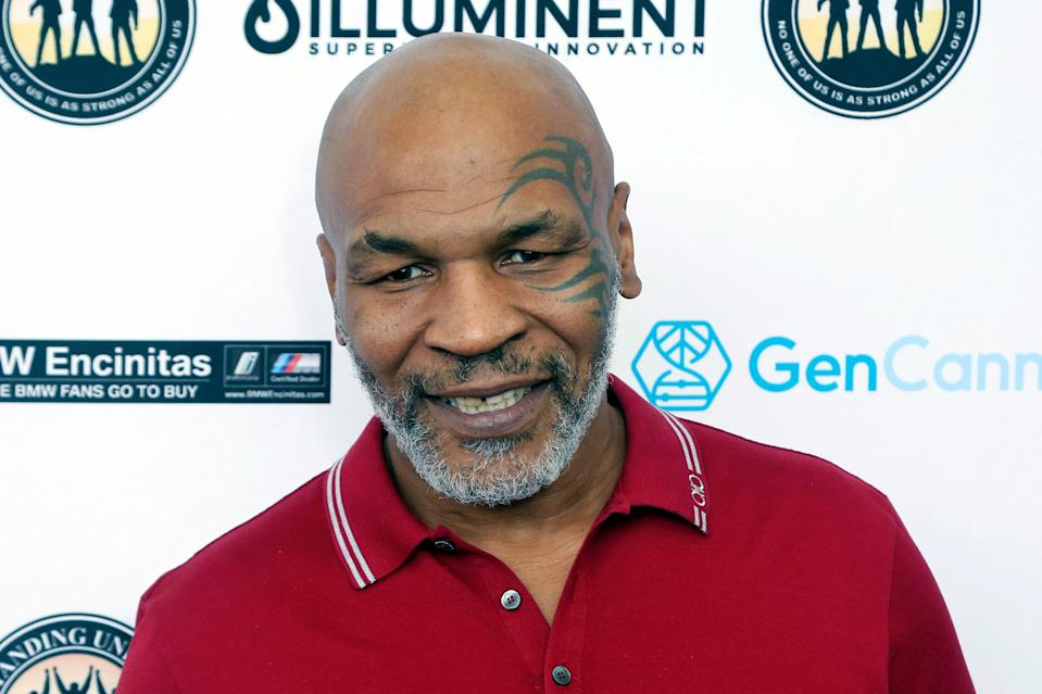 <p>miketyson251120a</p> (Willy Sanjuan/Invision/AP)