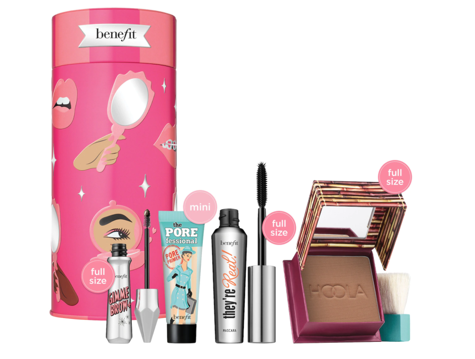 Benefit Cosmetics BYOB: Bring Your Own Beauty Set. Image via Sephora.