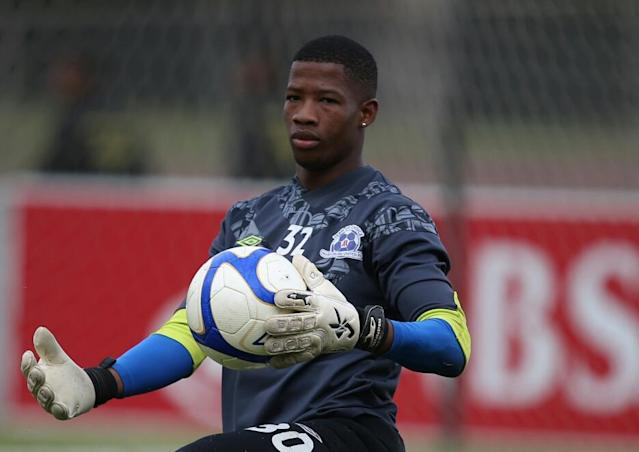 The 27-year-old spent last season at Baroka, and despite getting enough time under different coaches, the club saw the net to release him