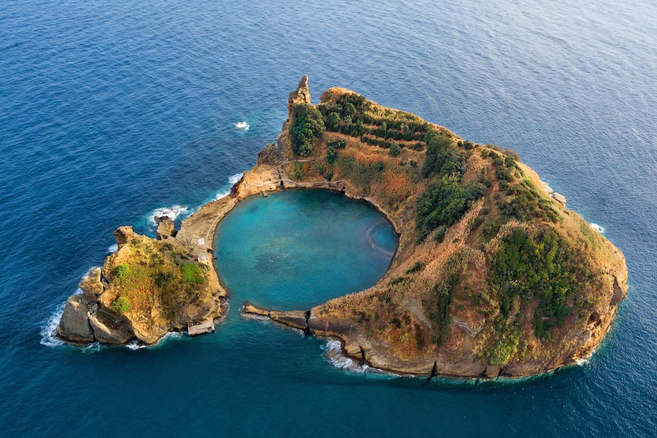 """<p><a href=""""http://ponant.com/"""" target=""""_blank"""">Ponant</a> makes one of the world's hottest destination discoveries a dreamy ease, with a <a href=""""https://us.ponant.com/cruises/northern-europe-the-essential-azores-c120420-4"""" target=""""_blank"""">brand-new seven-night cruise</a> among these rugged volcanic islands in the middle of the Atlantic aboard the 92-stateroom <a href=""""https://us.ponant.com/le-champlain-ec-4"""" target=""""_blank"""">Le Champlain.</a></p>"""