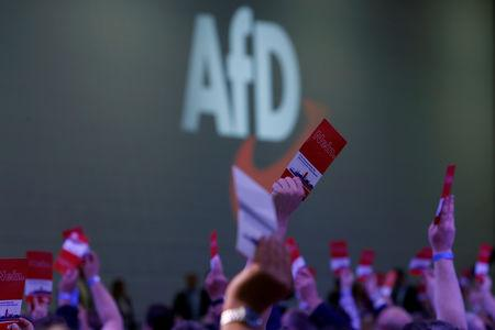 FILE PHOTO: Alternative for Germany party congress in Augsburg