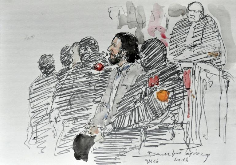 """On the first day of his trial, Paris Islamist attacks suspect Salah Abdeslam proclaimed that he would only put his """"trust in Allah"""" and accused the court in Belgium of being biased against Muslims"""