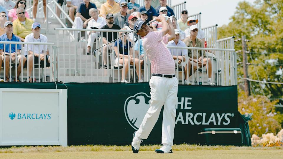 <p>Jason Dufner joined the PGA Tour in 2004 after going pro in 2000. Among his five tour victories is a major win in the form of a first place finish at the 2013 PGA Championship. He's had 47 top 10 victories and picked up more than $27 million in total money in a career that continues today.</p>