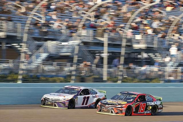 Kyle Busch clinches second NASCAR Cup title