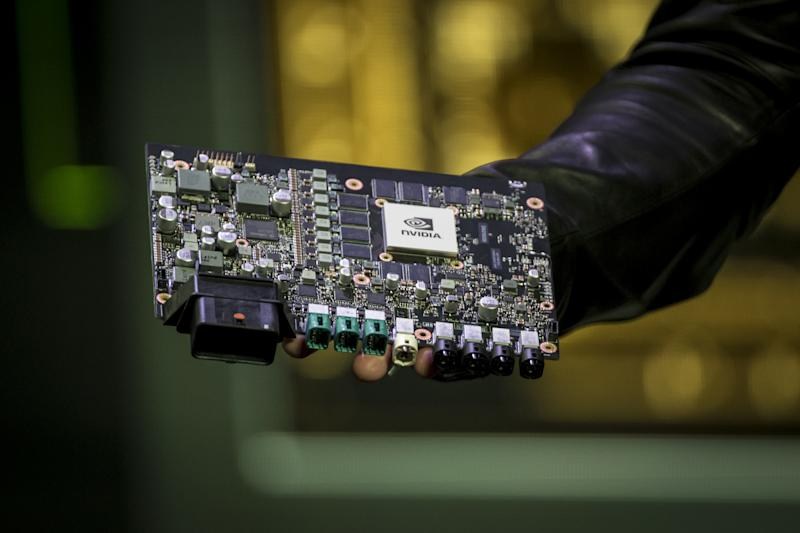 Chip Bull Run Teeters as Nvidia, Applied Add to Gloom