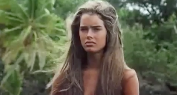 Who can forget Brooke's iconic role in The Blue Lagoon? Photo: Instagram/brookeshields