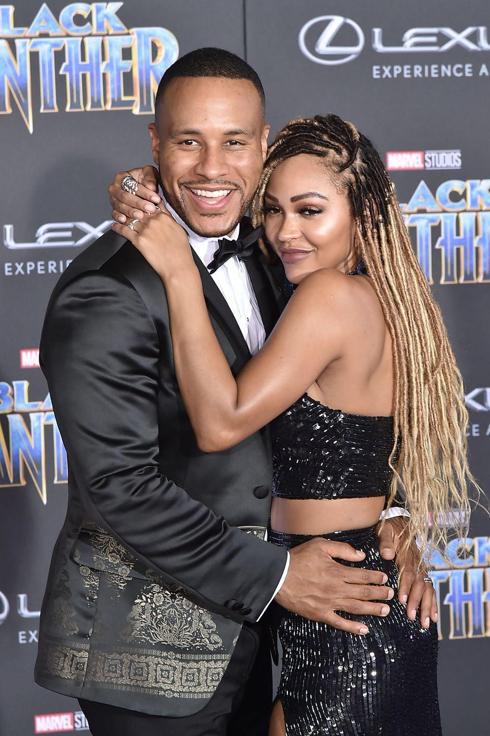 """<p>The actress and her preacher/film executive husband were so dedicated to the idea that you should wait until marriage to be intimate, they wrote a book about it. """"As a man, if you can be disciplined in your sexual life, there's nothing you can't do,"""" DeVon <a href=""""https://twitter.com/devonfranklin/status/725430087915569152"""" rel=""""nofollow noopener"""" target=""""_blank"""" data-ylk=""""slk:said in the book"""" class=""""link rapid-noclick-resp"""">said in the book</a>.</p><p>In an interview with <em><a href=""""https://www.essence.com/2012/11/01/exclusive-devon-franklin-10-years-celibacy-marriage"""" rel=""""nofollow noopener"""" target=""""_blank"""" data-ylk=""""slk:Essence"""" class=""""link rapid-noclick-resp"""">Essence</a></em>, he said, """"We held each other accountable because we honored the commitment.""""</p>"""