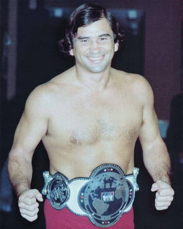 Accomplishing plenty as a tag team wrestler, Jerry Brisco was a champion singles wrestler, too.
