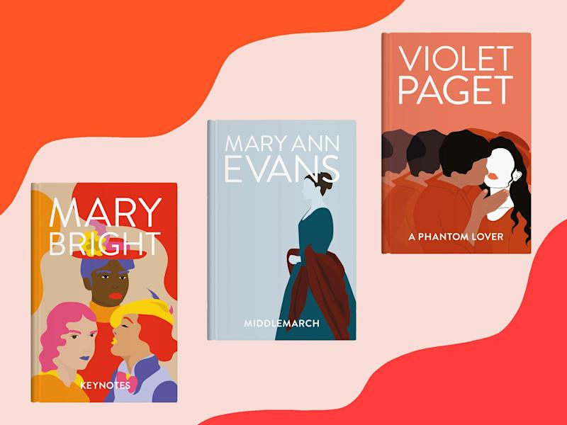 As well as new author names, all the books within the series have received a modern cover update from a selection of women illustrators across the world: The Independent/iStock