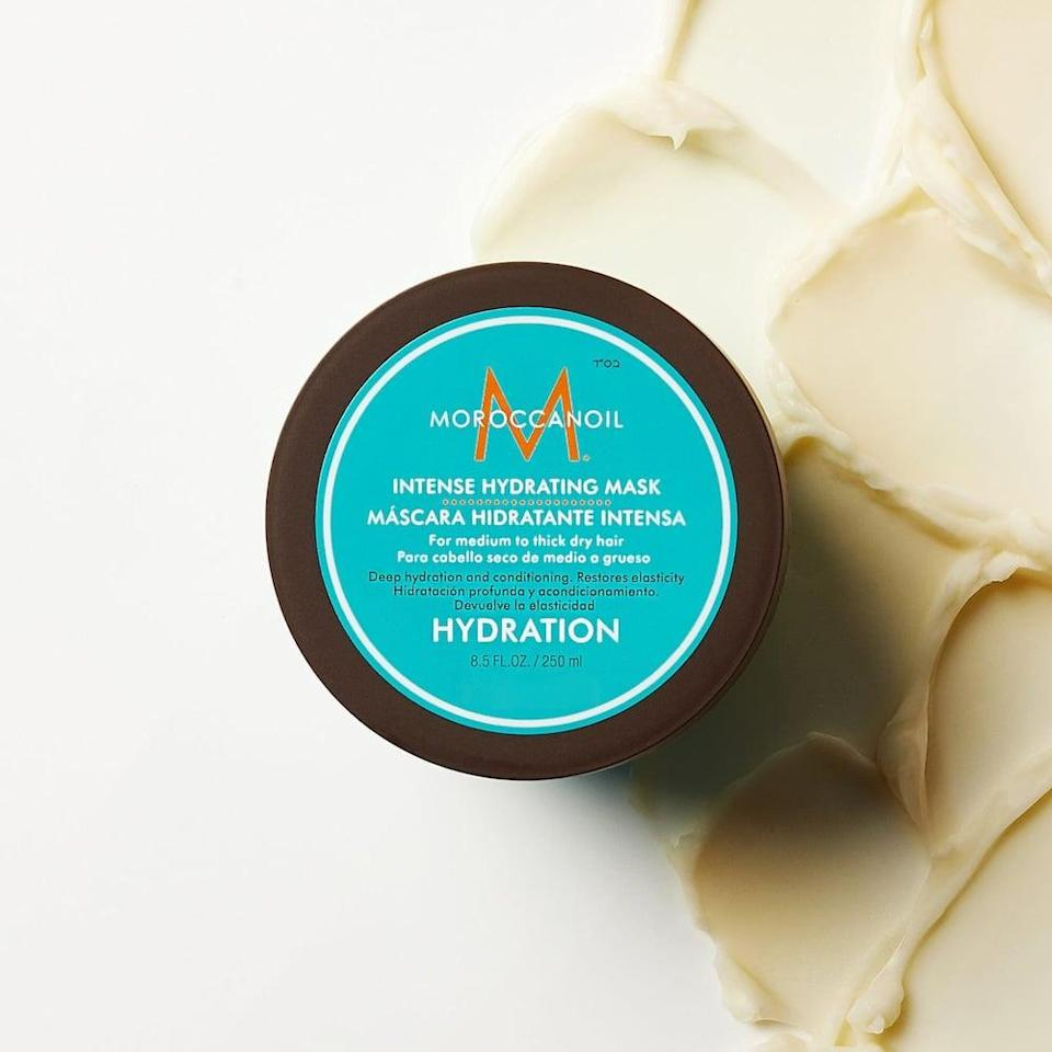 """<p><strong> The Product: </strong> <span>Moroccanoil Intense Hydrating Mask</span> ($38)</p> <p><strong> The Rating: </strong> 4.3 stars </p> <p><strong> Why Customers Love It: </strong> This argan-oil-rich mask is perfect for medium to thick hair that's dry and damaged. Add a boost of hydration and improve texture and shine with this hair mask. Customers say that they could feel a difference with just one use. """"This stuff has fundamentally changed my hair for the better."""" </p>"""