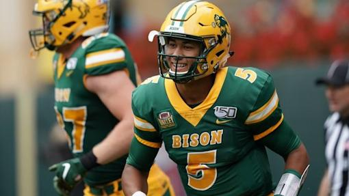 Bison Earn 8th FCS Championship Title
